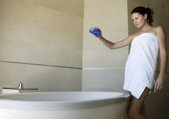 Фото №1 - Скипидарные ванны в домашних условиях: что, как и почему