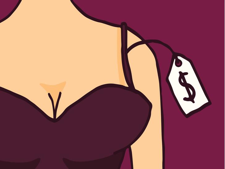 Фото №3 - Люди— не товар: почему пора перестать считать проституцию профессией и свободным выбором