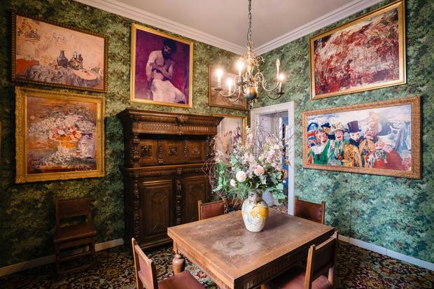 Фото №4 - Дом-музейхудожника Джеймса Энсорав Остенде открылся после реставрации