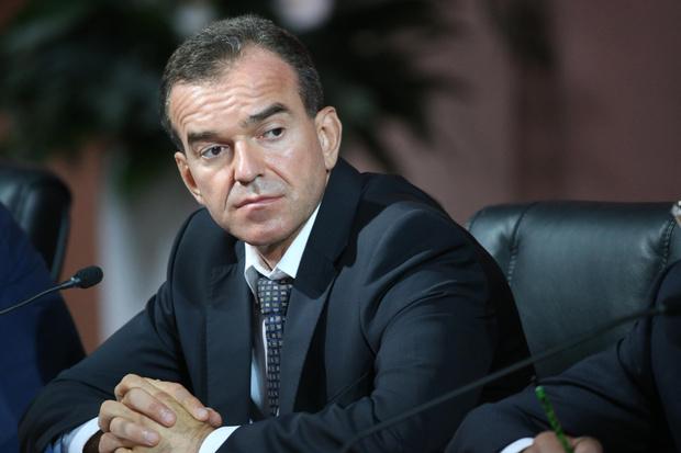 Фото №4 - 600 рублей— и вирус мертв: губернатор Краснодарского края носит «антиковидный амулет»