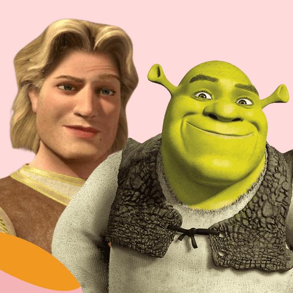 Фото №1 - Тест: Кто тебе подходит больше— Шрек или Принц Чарминг?