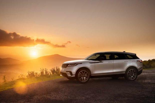 Фото №2 - Range Rover Velar— скрытая угроза