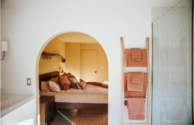 Фото №11 - Гостевой дом в калифорнийской пустыне
