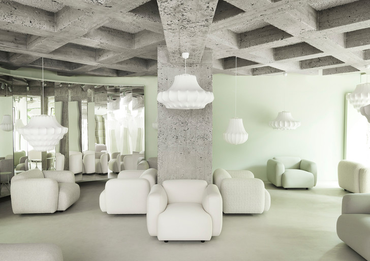 Фото №4 - Копенгаген: новая штаб-квартира бренда Normann Copenhagen