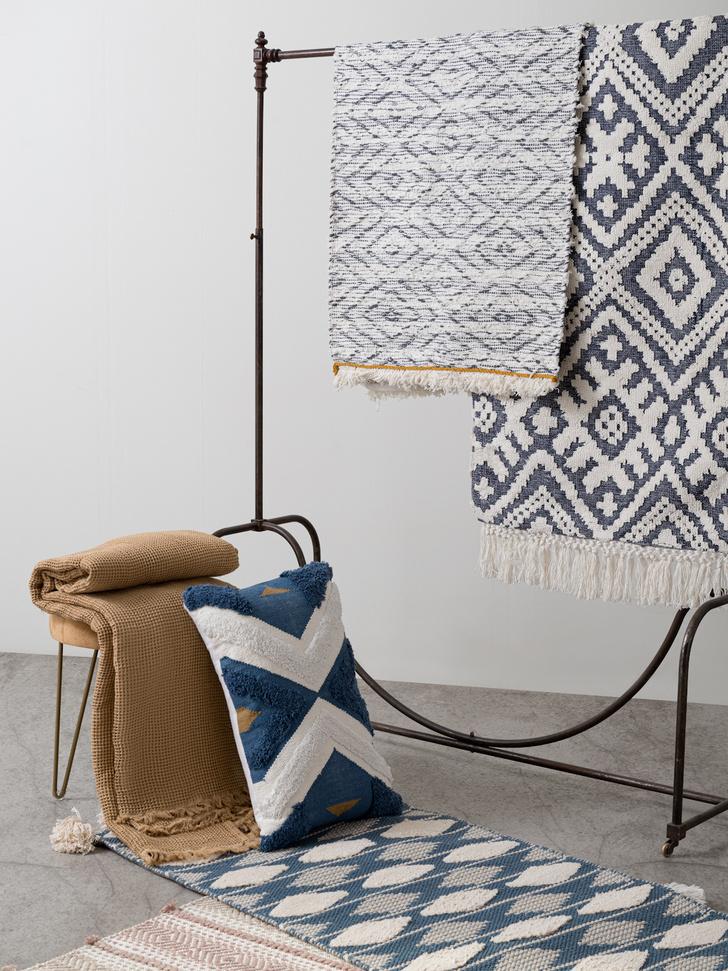 Фото №2 - Обновленная коллекция текстиля Ethnic от Tkano