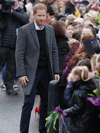 Фото №2 - Совсем не новость: принц Гарри намекнул на имя для дочери задолго до ее рождения