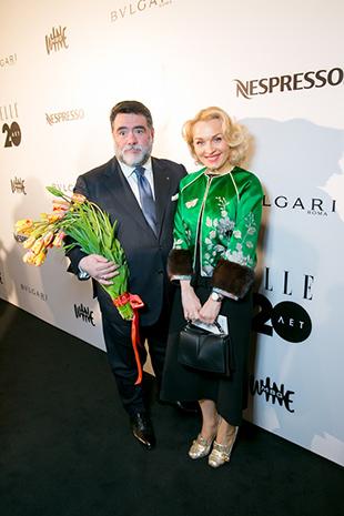 Михаил Куснирович, Екатерина Моисеева