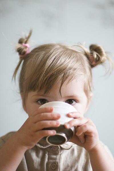 Фото №1 - Детский чай: завариваем по правилам