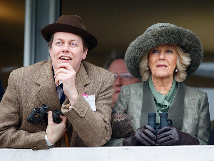 Фото №3 - Мнение сводного брата: что сын Камиллы думает о конфликте Гарри с королевской семьей