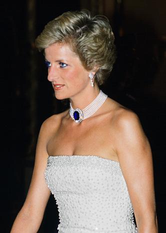 Фото №13 - Морские сокровища: как королевские особы носят жемчуг