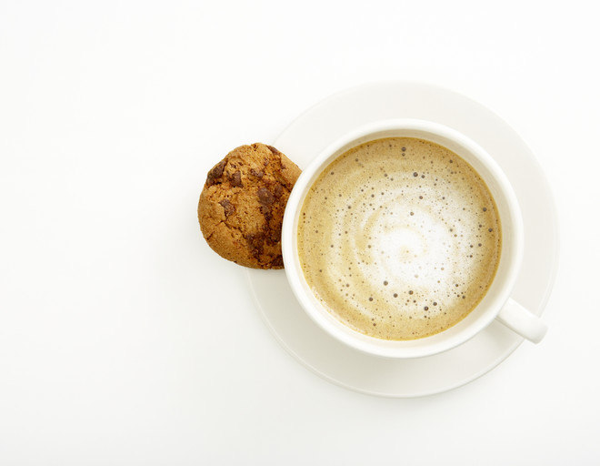 кофе со сливками