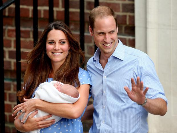 Фото №1 - Почему время после рождения Джорджа стало самым тяжелым для Кейт