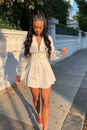 Фото №2 - Платье с корсетом: идея на лето и на выпускной