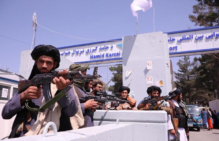 Фото №8 - Что за месяц сделали талибы с Афганистаном (красноречивые фото)