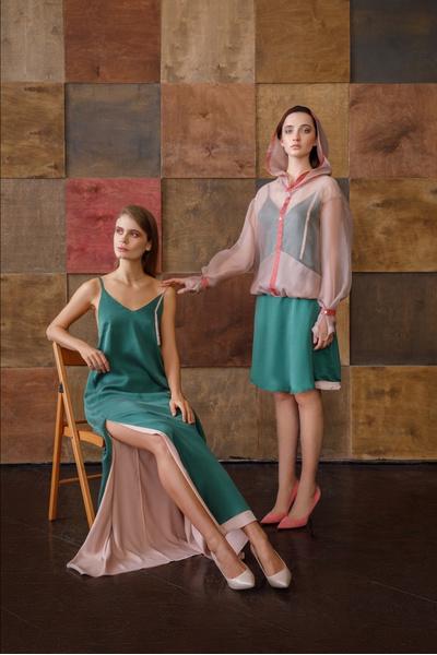 Фото №1 - ДизайнерКристина Шульева представила лукбук на свою четвертую коллекцию Berlin