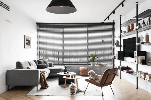 Фото №1 - Светлая квартира 100 м² для молодой семьи в Тель-Авиве