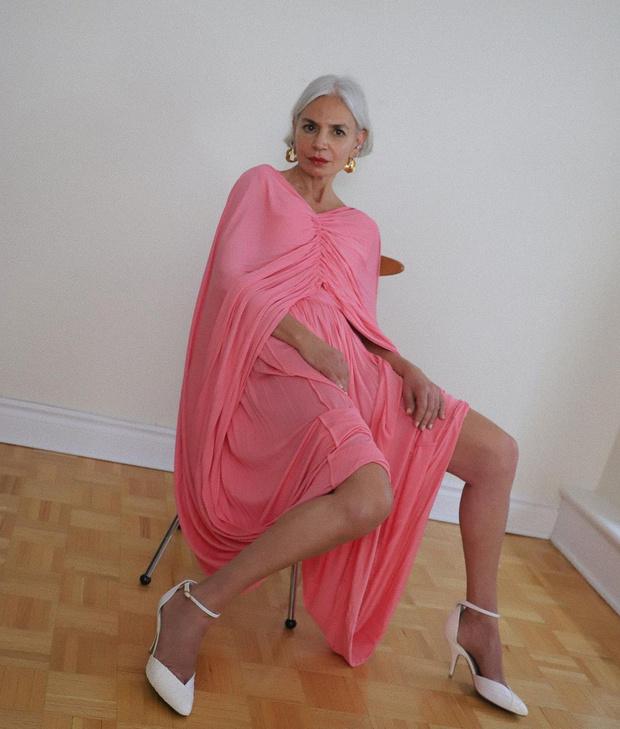 Фото №5 - «Гранфлюенсеры»: женщины 50+ с превосходным стилем, за которыми стоит следить