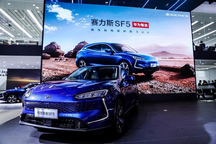 Фото №1 - «Я заеду за тобой на Huawei»: китайский электронный гигант вышел на автомобильный рынок