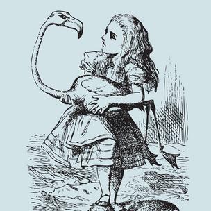 Фото №8 - Тест-рулетка: Какая цитата из «Алисы в Стране Чудес» опишет твой 2021 год?