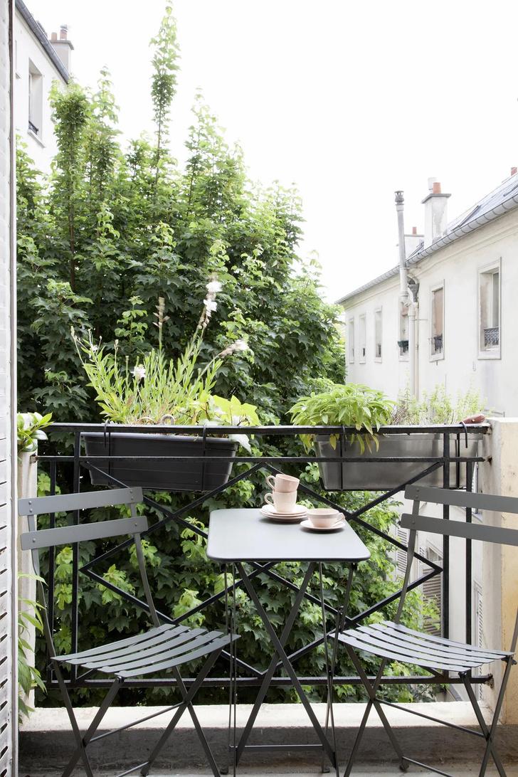 Фото №6 - Маленький балкон: полезные советы по оформлению