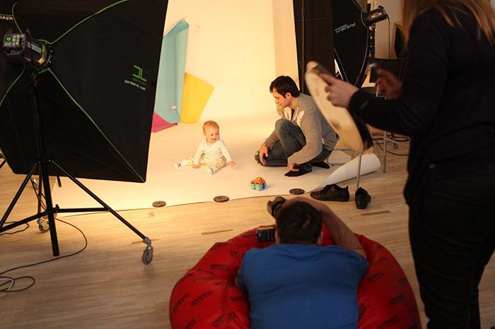 Фото №13 - Итоги второго кастинга конкурса «Малыш с обложки»
