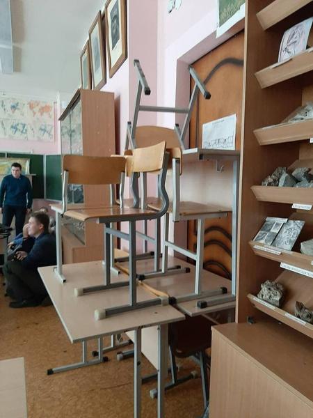 Фото №2 - Стрельба в Пермском государственном университете: подробности трагедии