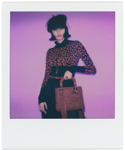 Фото №2 - От сумок до обуви: как выглядят самые модные вещи Dior с леопардовым принтом