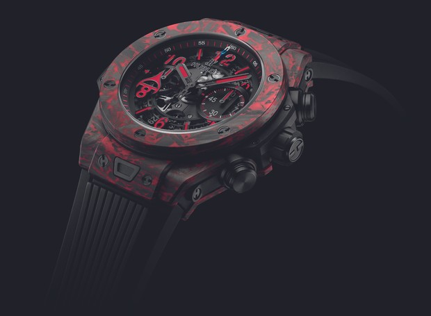 Фото №1 - Союз легенд: Hublot представил модель часов в честь Александра Овечкина