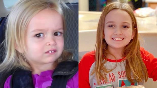 Фото №18 - Как изменились дети из популярных мемов: фото тогда и сейчас