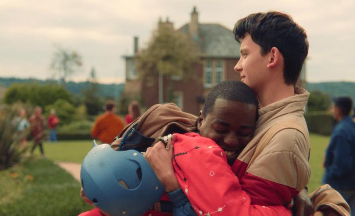Фото №4 - «Половое воспитание»: Эйса Баттерфилд и Ншути Гатва о любимых сценах с Отисом и Эриком