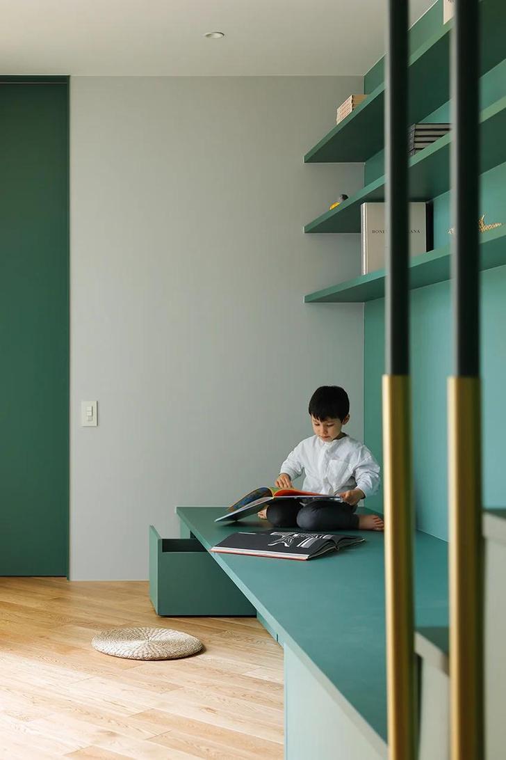 Фото №5 - Дом в Японии с многофункциональным пространством для отдыха