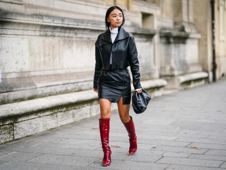 Фото №8 - С чем носить мини-юбки: 8 стильных сочетаний на любой случай