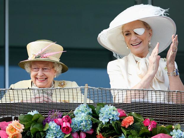 Фото №5 - Дочь Королевы против «виндзорской нахалки»: что Анна не поделила с принцессой Майкл Кентской