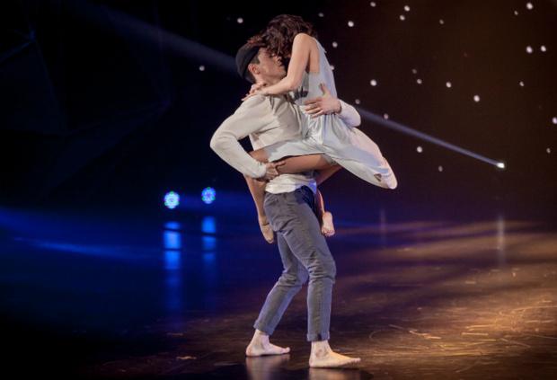 Фото №1 - Музыка их связала: трогательная история любви на шоу «Танцы»