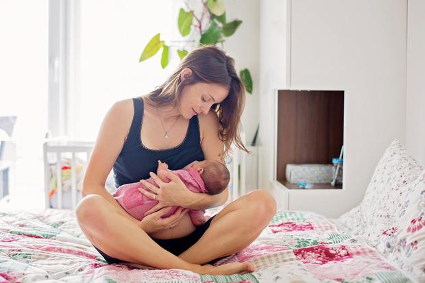 Фото №2 - Молочница у детей: если бы да кабы — то во рту росли б грибы...