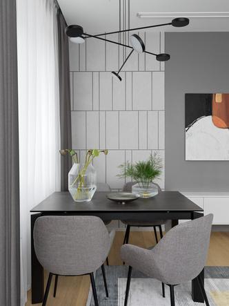 Фото №5 - Монохромная квартира 57 м² для молодой пары в Москве