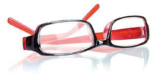 Фото №1 - Приходит ли в норму зрение близорукого человека в пожилом возрасте?