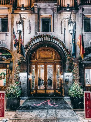 Фото №3 - Новый год в отеле «Астория»: праздник, который мы заслужили