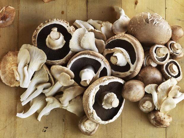 Фото №2 - Что будет, если есть грибы каждый день