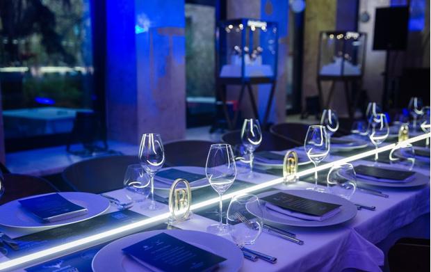 Фото №1 - Вечная классика: ужин Parmigiani Fleurier воскресил вкус и стиль светской Москвы