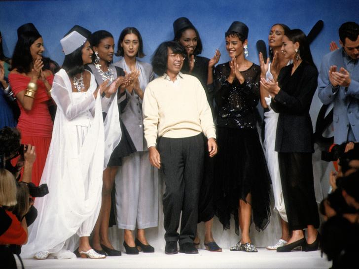 Фото №5 - Между Востоком и Западом: как Кензо Такада перевернул наше представление о моде