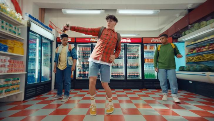 Фото №1 - Музыка Tyler, The Creator для рекламы «Кока-Колы» и еще 8 клипов недели