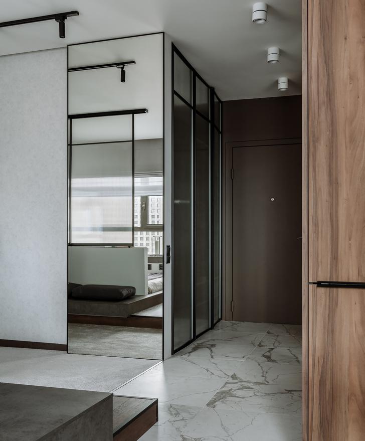 Фото №8 - Маленькая квартира-трансформер 35 м² в Москве