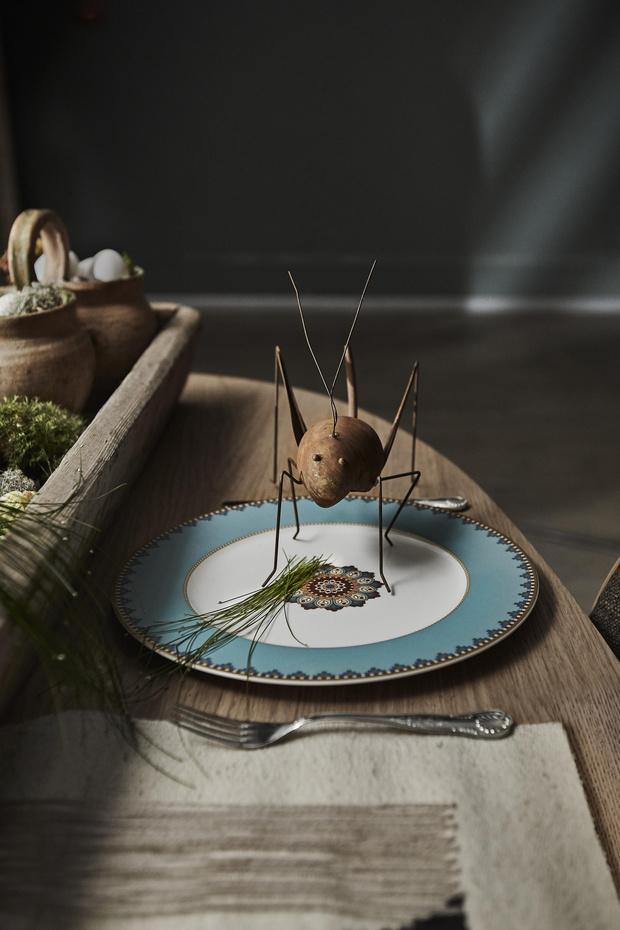 Фото №3 - Украшаем стол к Пасхе: идеи декоратора Александрины Лукач