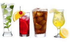 5 ярких коктейлей для пятничной вечеринки