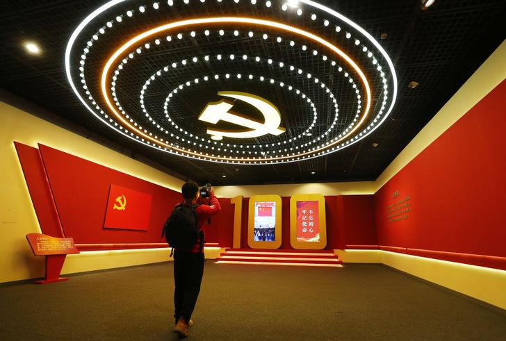 Фото №3 - Новый музей Коммунистической партии Китая