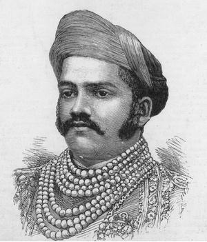 Фото №10 - Сокровища индийских князей: как выглядят самые роскошные украшения махараджей