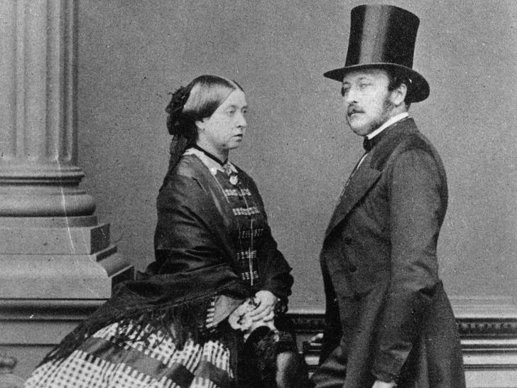 Фото №2 - Самая страстная любовная переписка монархов: ссоры и примирения королевы Виктории и ее мужа принца Альберта