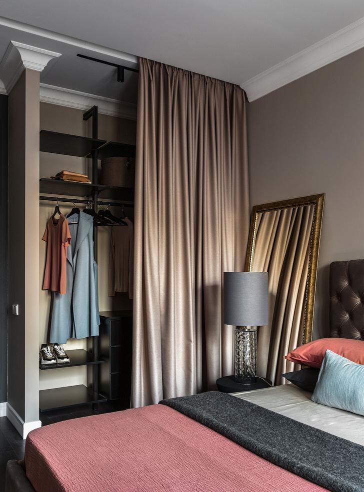 Фото №7 - Хранение вещей в спальне: идеи и решения