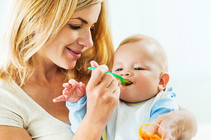 Фото №1 - Первый прикорм: органические или натуральные продукты?
